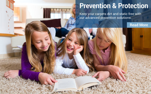 Prevention & Protection Keeping your carpets and upholstery in top condition can often be a challenge, but why wait for issues to appear when preventative steps can be taken? Protecting your floors can be as simple as contacting Garec's Cleaning Systems. We offer a number of preventative solutions including: Soil proofing Anti-static protection Mould removal and prevention