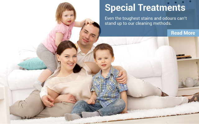 Special Treatments - Garec's Cleaning Systems: Rug & Carpet Cleaning Across Niagara
